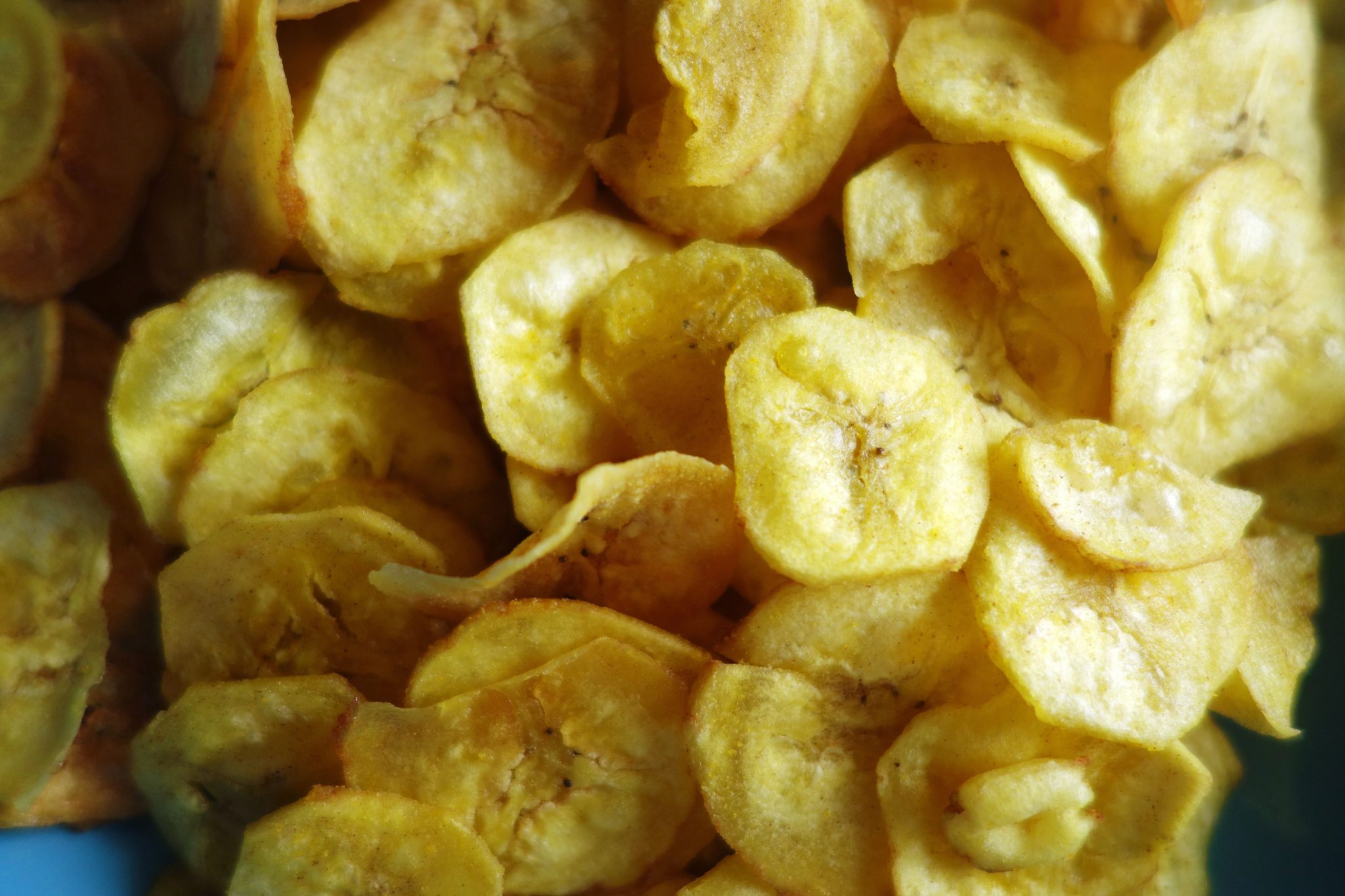 Banana Chips/Crisps recipe