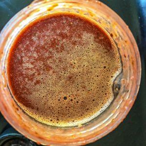 beetroot kale smoothie