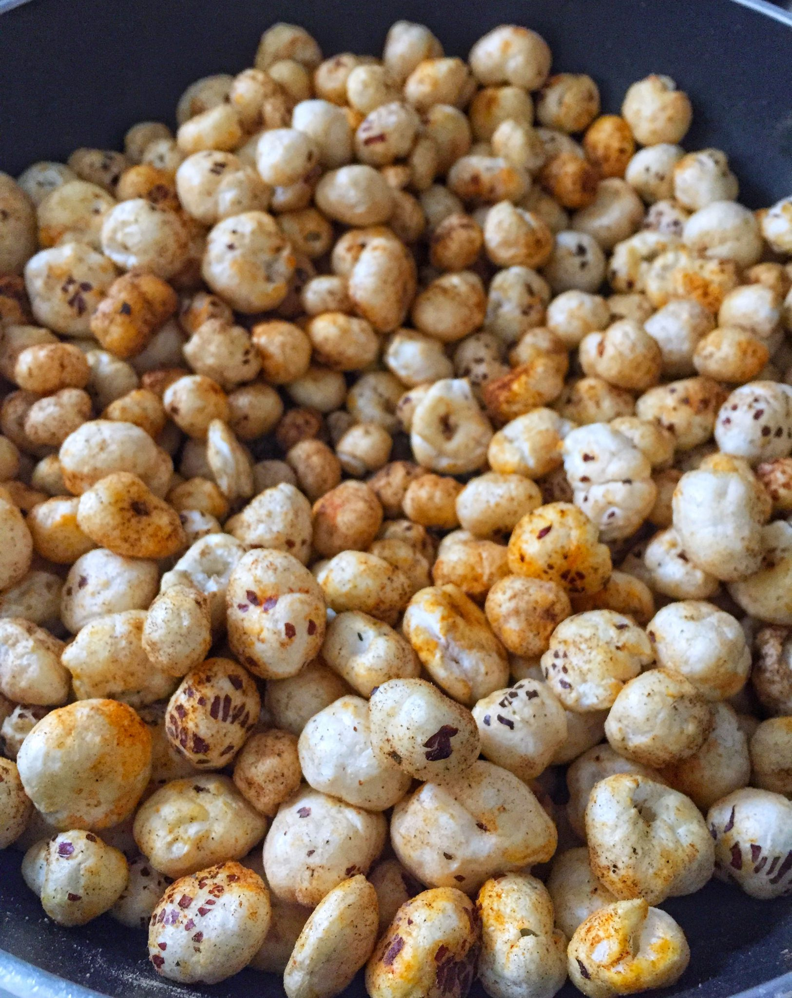 roasted foxnuts