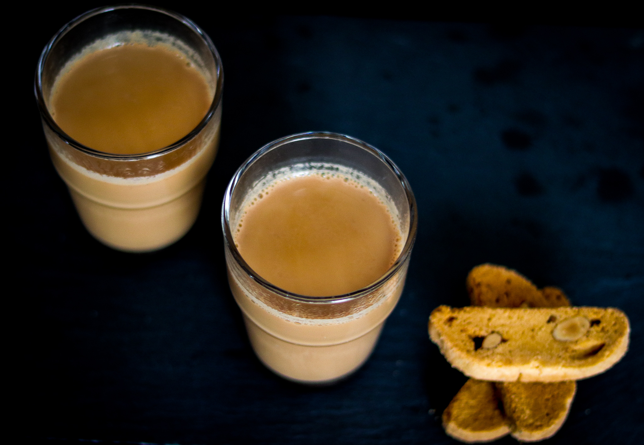 Jaggery masala tea