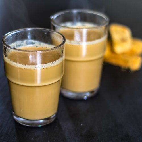Jaggery masala chai