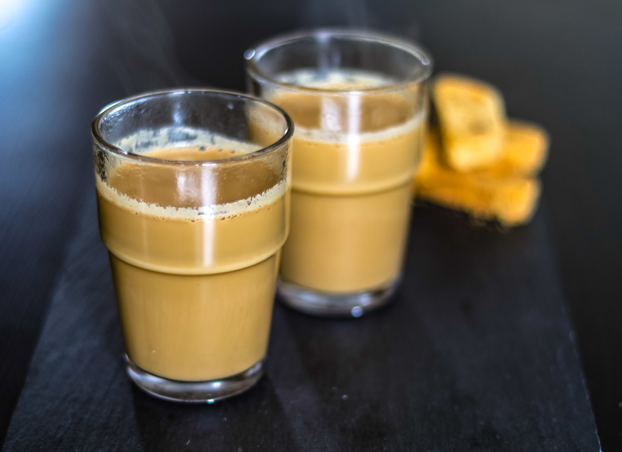 Jaggery Masala tea (Chai)recipe