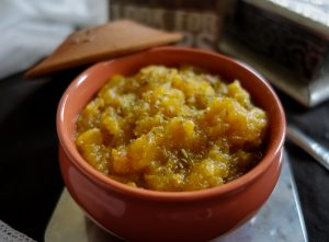 Pumpkin halwa/Pudding