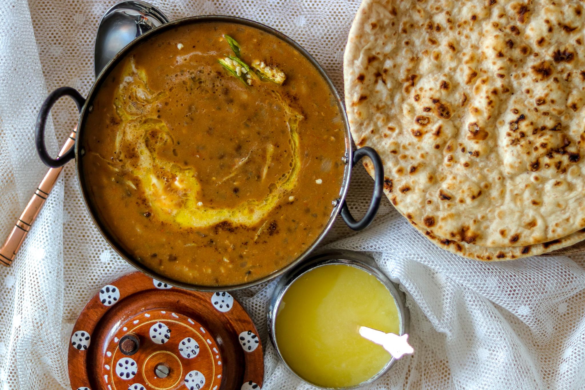 Maa ki dal/ Kaali Dal/ Whole urad lentils