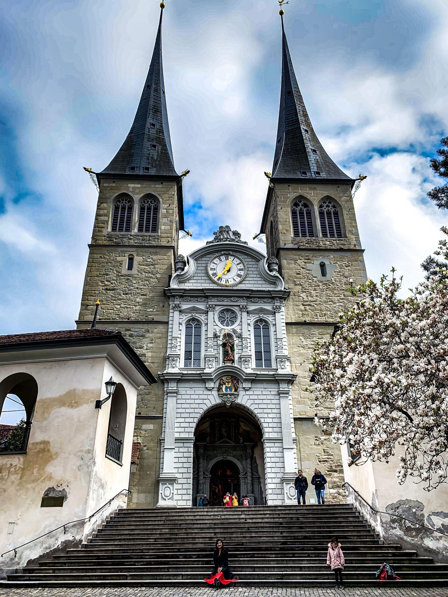 Church of St leodegar