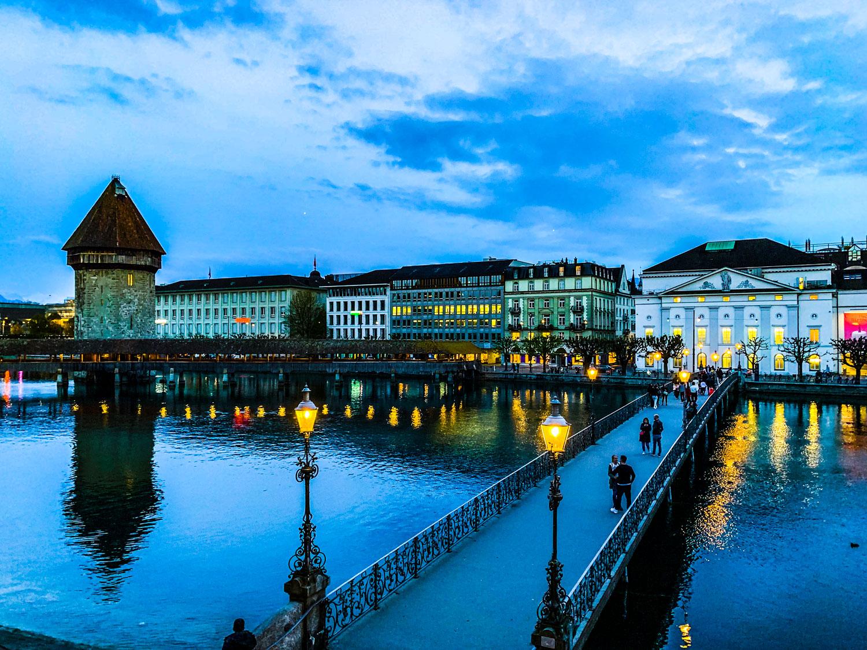 4 days in Lucerne/ Luzern – Via Lake Brienz and visiting Mt. Pilatus.
