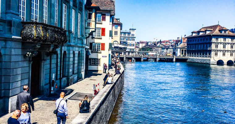Zurich – Exploring the best of Zurich in 24 hours