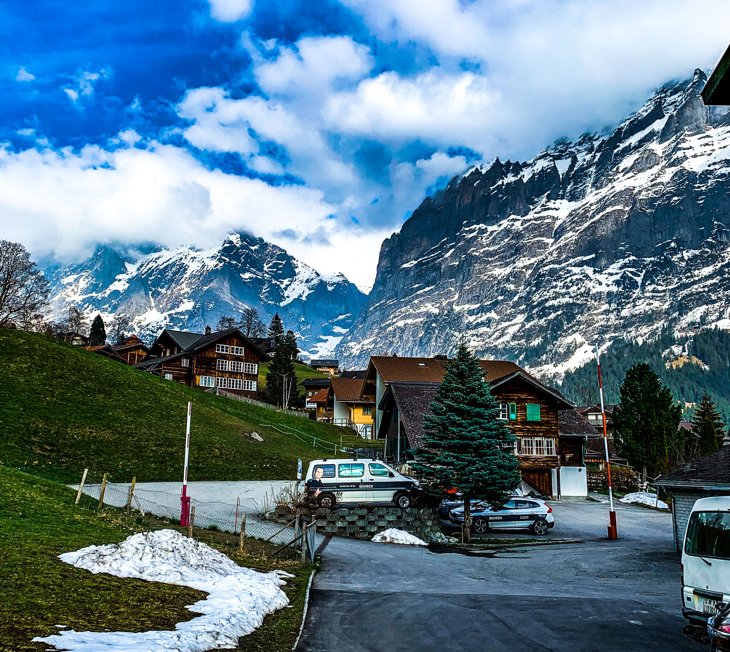 Switzerland – My 9 days travel experience  exploring Switzerland