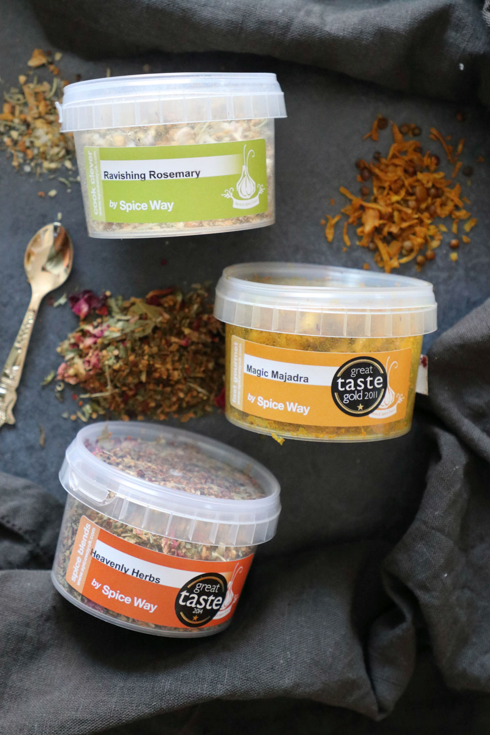 Herbs and spices by spiceway uk