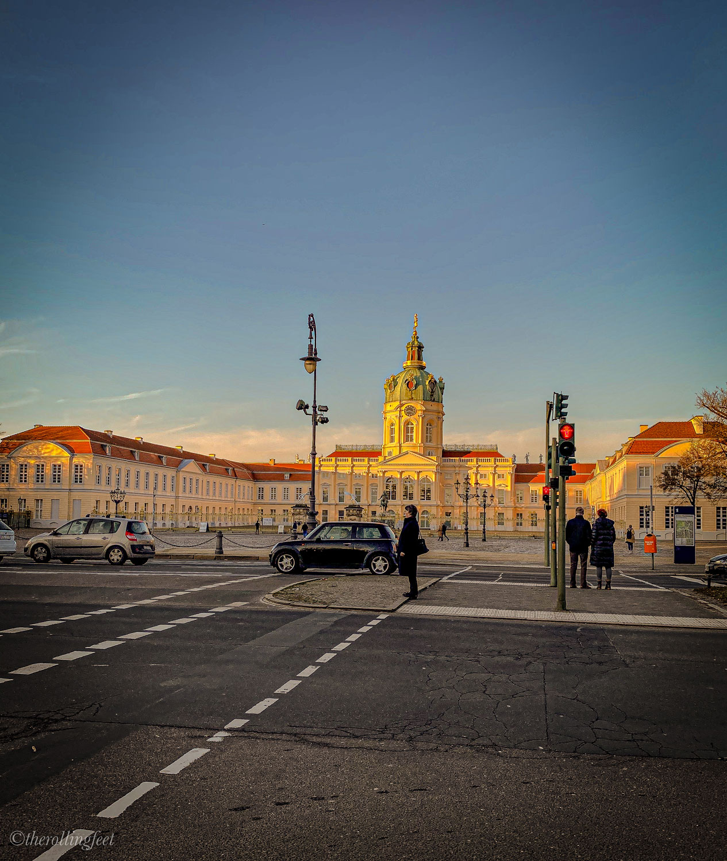 Charlottenburg Palace!